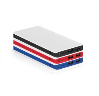 Bateria Portátil com LED